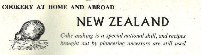 New Zealand - title