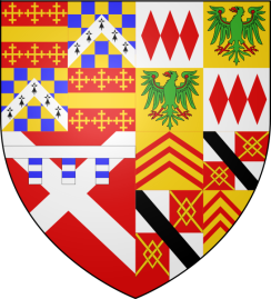 The Arms of Richard Neville, Earl of Warwick