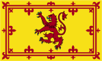 Lion Rampant - Royal Standard