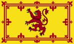 Lion Rampant - Royal Standard