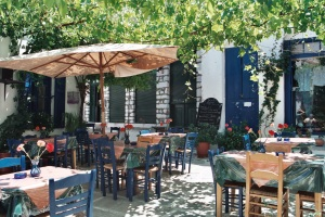 A Greek Taverna