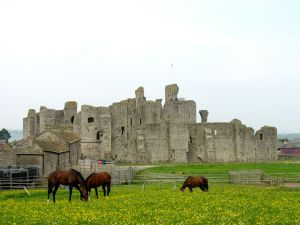 Middleham Castle, Warwick 'Kingmakers' favourite residence