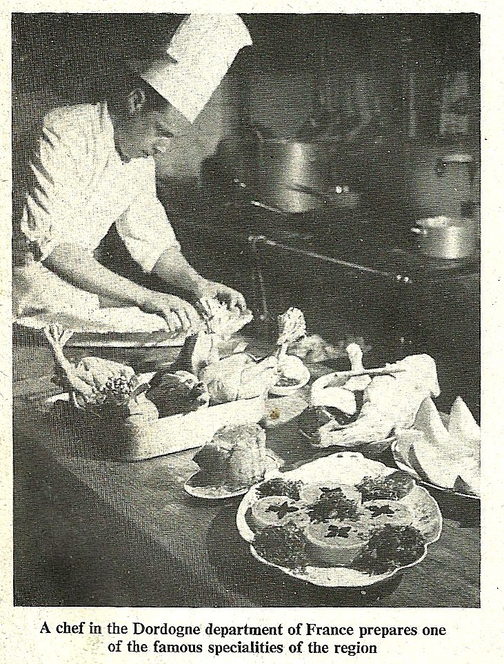 The french experience granny robertson 39 s cookbook - The history of french cuisine ...