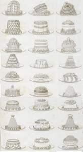 careme - pastry designs