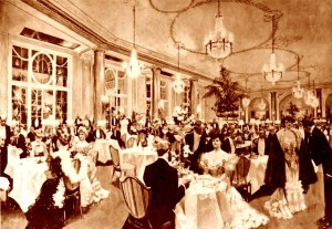 Carlton Hotel, 1906