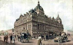 Carlton Hotel,1905