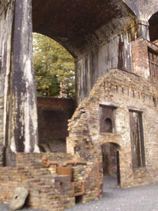 Coalbrookdale Foundry, Shropshire 013