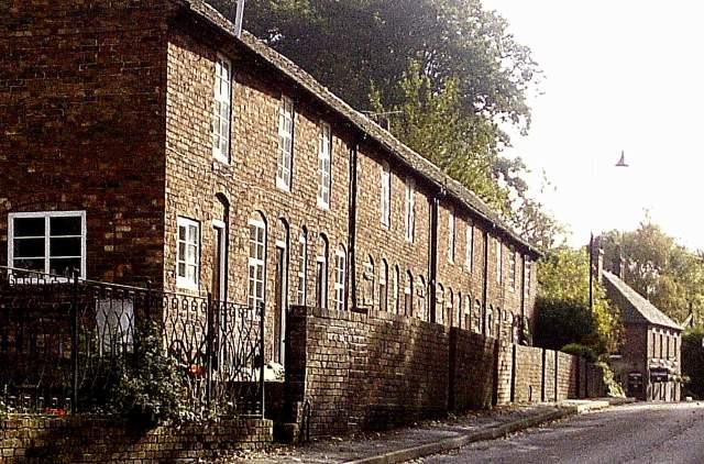 Coalbrookdale & Pub, Shropshire 020