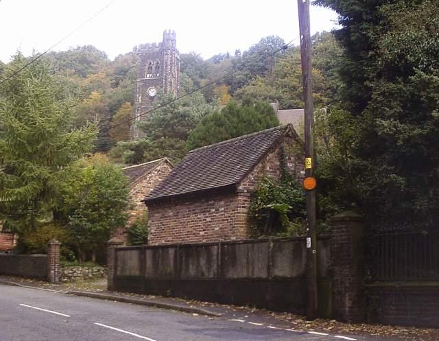 Coalbrookdale, Shropshire 001