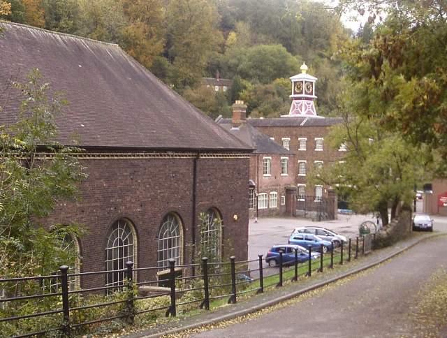 Coalbrookdale, Shropshire 004