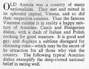 Old Austria