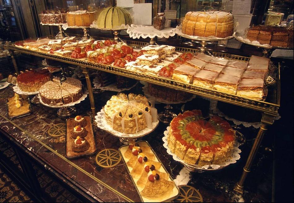 Viennese Coffee Cake