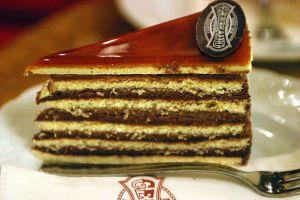 H. Dobos Cake