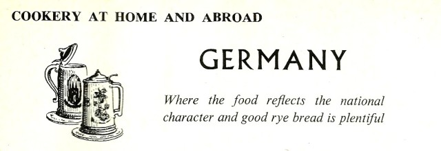 Germany - title