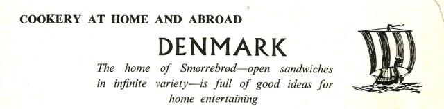 Denmark - title
