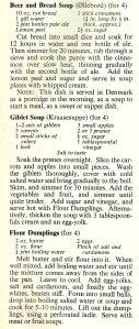 Soup & Dumplings