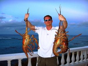 Anguilla-Villas_Lobsters