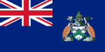 Ascension Island - Flag