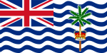 British Indian Ocean Territory - Flag