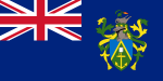 Pitcairn Islands - Flag