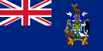 South Georgia and the South Sandwich Islands - Flag