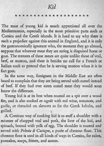 Mediterranean Cookery - Kid