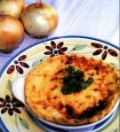 Bermudian Onion Tart