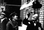Winston Churchill 1945