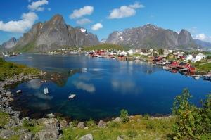 Reine Lofoten, Norway - 2009