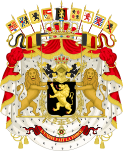 Belgium - Coat of Arms