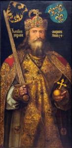 Charlemagne by Durer