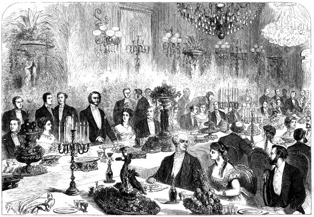 Diplomatic Dishes - Plate 7