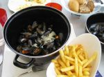 Moules Frites - The National Dish