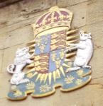 The Arms of Richard III who granted Gloucester a 'Charter of Incorporation' in 1481