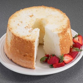 Hallows - Angel food Cake