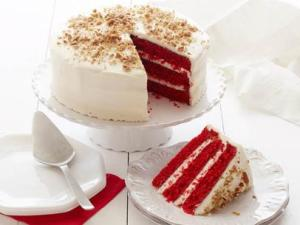 Hallows  - Red Velvet Cake