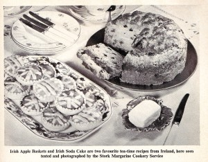 UK Ireland - Irish Soda Cake (Image)