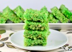Green Rice Krispies