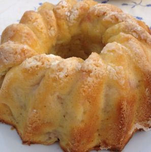Gateau Savarin 3