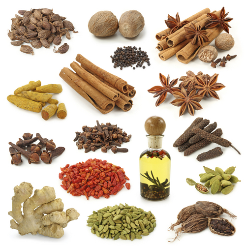 Indian Spices 2