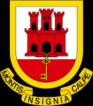 Gibraltar - Arms
