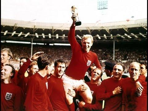 England Team 1966