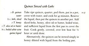 quinces-stewed-with-leeks-apicius
