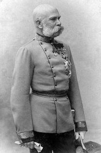 Pietzner, Carl (1853-1927) Emperor Franz Josef I (c. 1885)